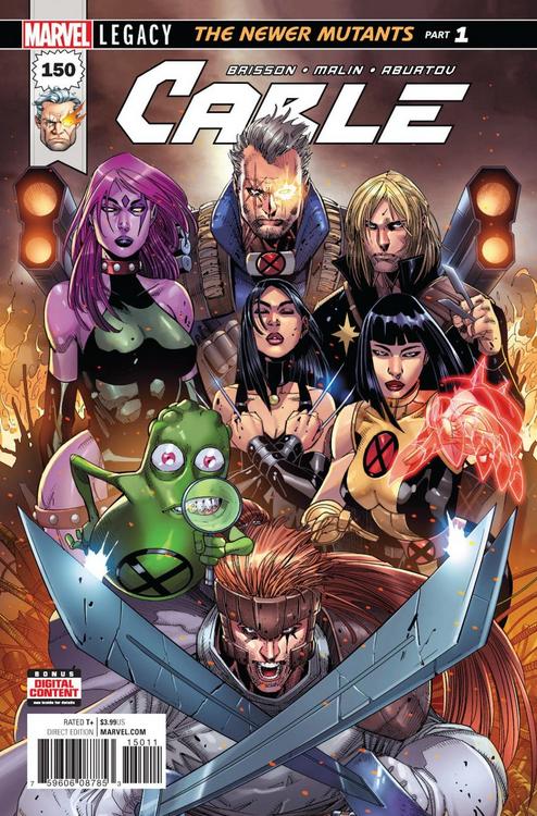 Jon Malin - Cable #150 cover