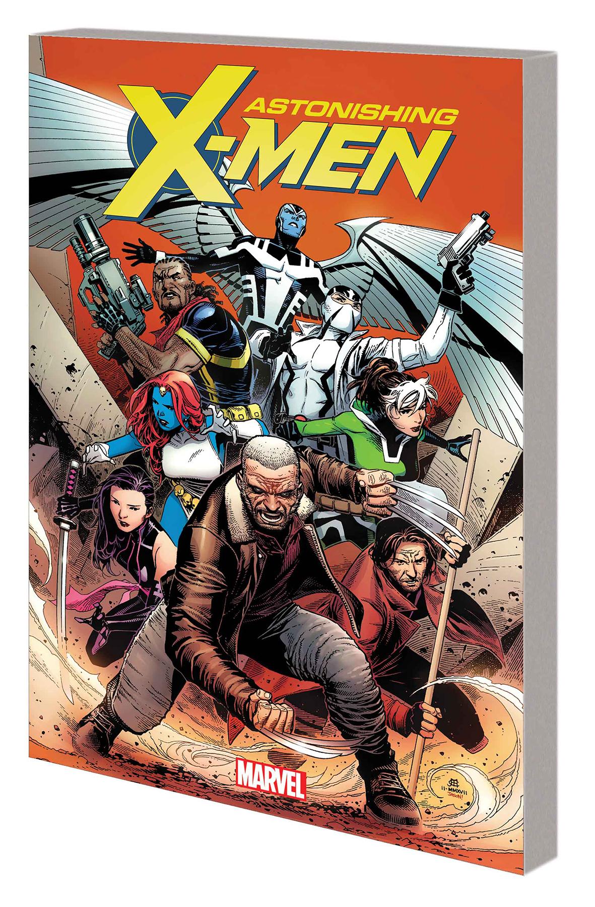 Jim Cheug - Astonishing X-Men
