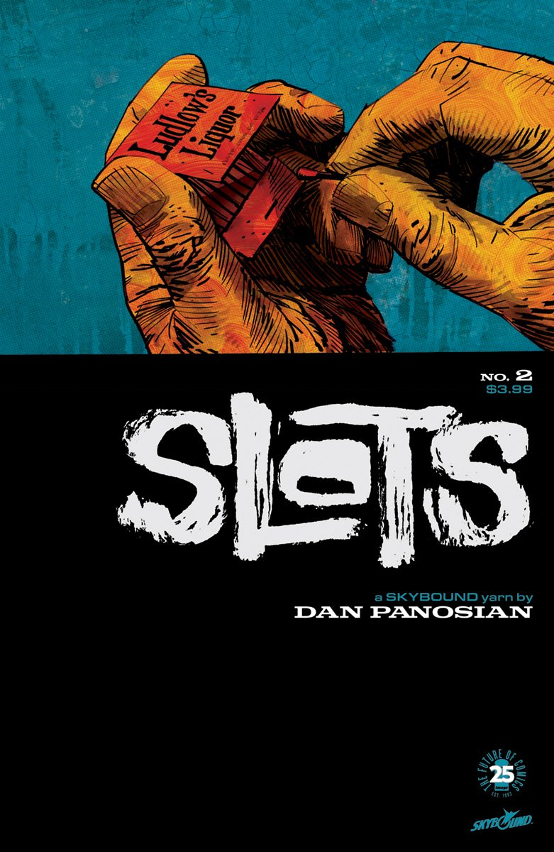 Slots #2, cover