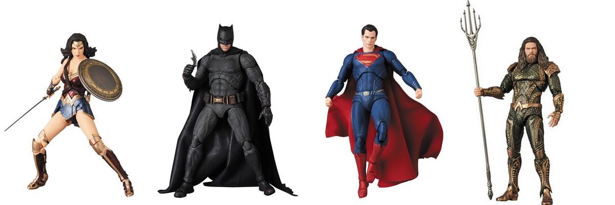 Justice League MAFEX