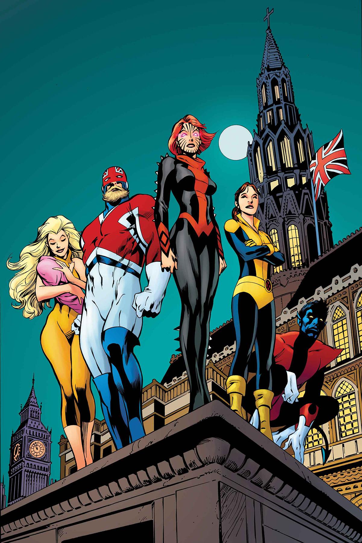 Alan Davis - X-Men Gold annual