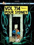 """Couverture de la Bande dessinée """"714 Vol pour Sydney"""""""